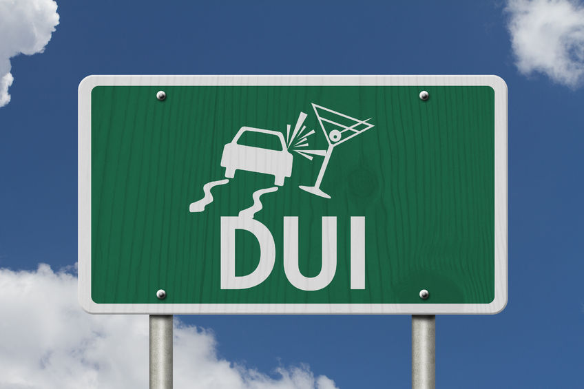 DUI outside Florida